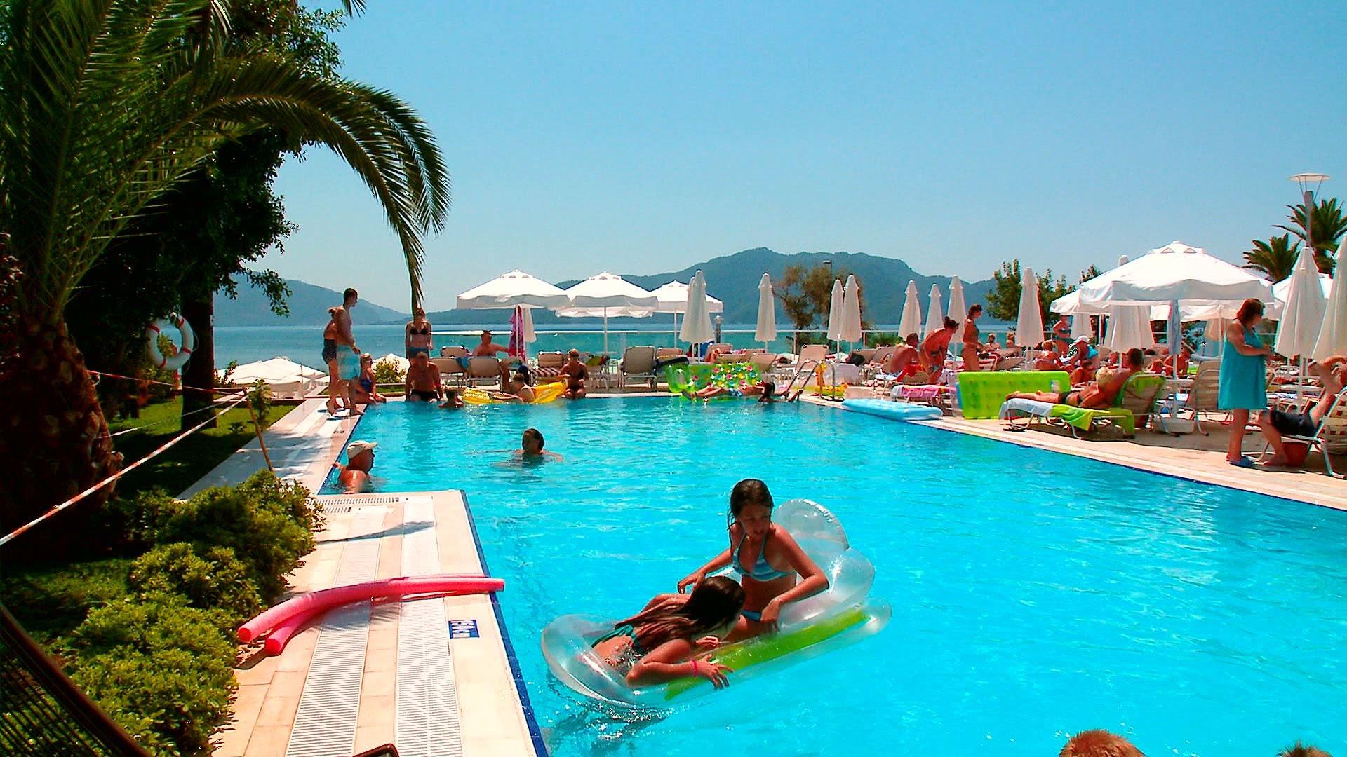 all inclusive hotel in Turkije