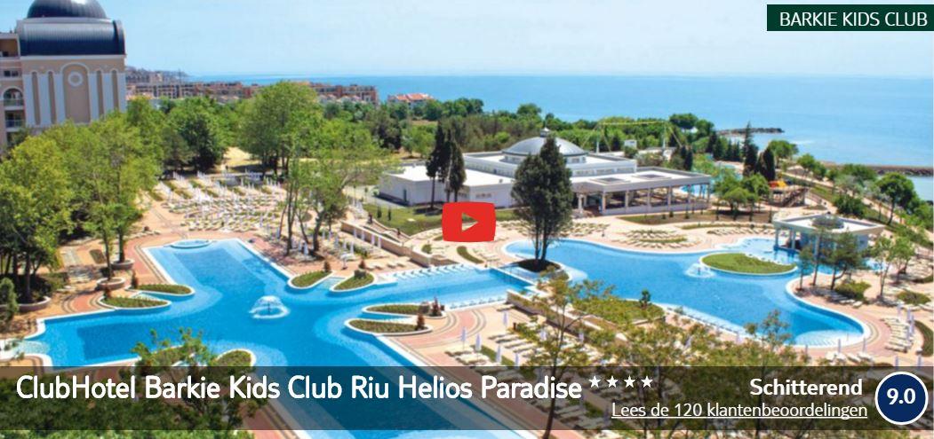 Barkie Kids Club Riu Helios Paradise