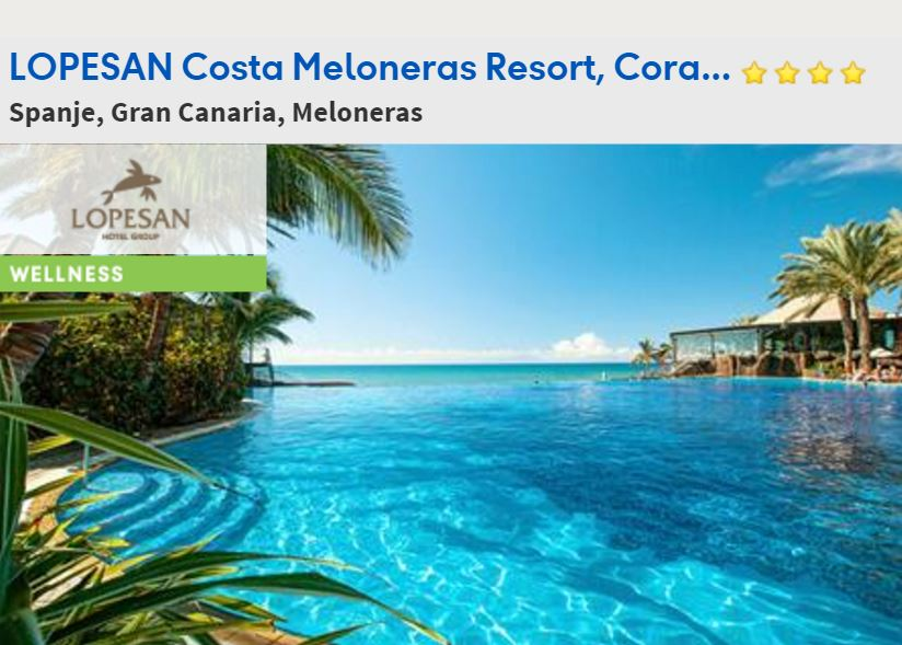 LOPESAN Costa Meloneras Resort