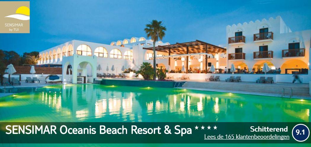 SENSIMAR Oceanis Beach Resort kos