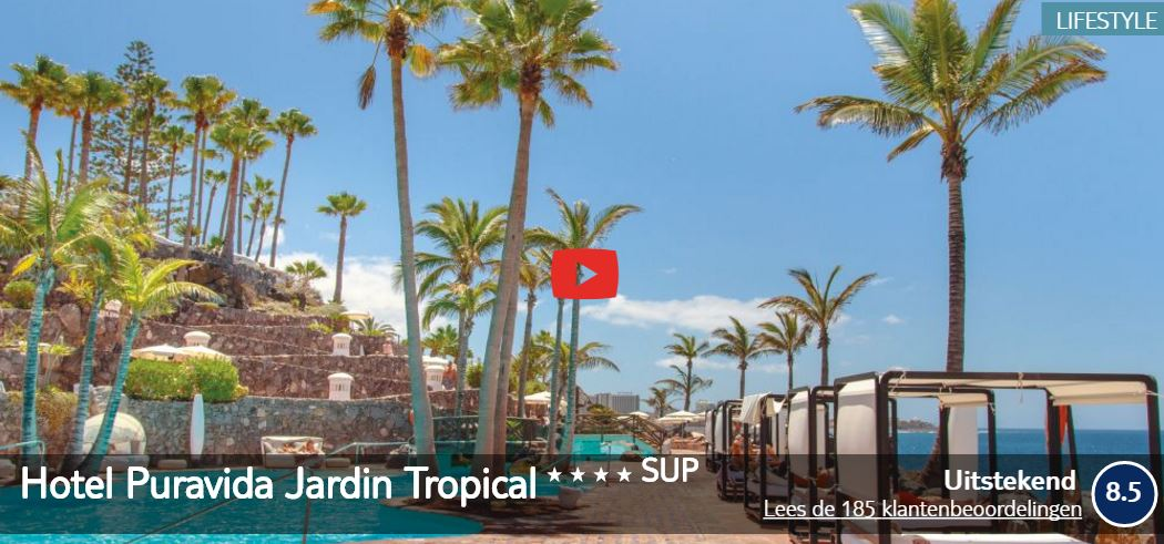 jardin tropical tenerife